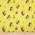 Disney Forever Princess Belle In Wreaths in Light Yellow