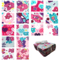 Care Bears Sparkle & Shine Fat Quarter Bundle 16 Pcs Multi