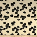 Birch Organic Fabrics Inkwell Cali Pop Black
