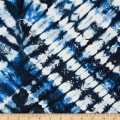Northcott Banyan Batiks Love To Wear Trio Dark Blue