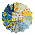 Kaufman Gardenside Path Fat Quarter Bundles 17 Pcs Multi