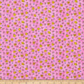 Epic Sunny Days Floral Allover Pink