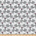 Fabric Editions Paris Travel Bicycle