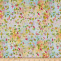 Fabric Editions Wild And Whimsy Leaves