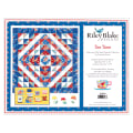 Riley Blake Tea Time Quilt with Laser Cut Fusible Tea Cups