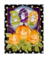 "Springs Creative Seasonal Halloween Happy Haunting 43"" Panel Multi"
