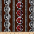 Locomotion Stripe Brown