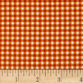 Maywood Studio Beautiful Basics Classic Check Orange