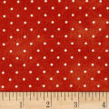 Maywood Studio Beautiful Basics Classic Dot Orange Red
