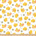 Carrot Patch Chicks White/Yellow