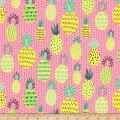 Summerlicious Pineapples Pink