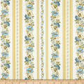 Maywood Studio English Countryside Petite Stripe Natural