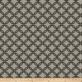 Fabricut Avanta Lattice Charcoal