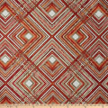 Morgan Fabrics Indio Flame