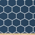 Premier Prints Shapes Canvas Vintage Indigo