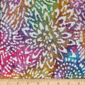 Sarasota Batik Sunflower Multi