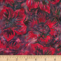 Banyan Batiks Mary Red/Purple