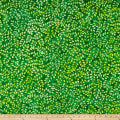 Kaufman Artisan Batik: Color Source Leaves Grass