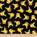 Kaufman Pokemon Pikachu Black