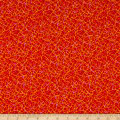 QT Fabrics  Adeline Squiggly Lines Red