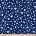 Wilmington Berry Sweet Allover Stars Blue