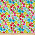 Wilmington Bloom True Large Floral Blue
