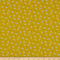 Wilmington Fleurette Simple Floral Yellow