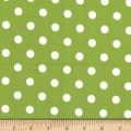 Michael Miller Fabrics That's It Dot Kiwi