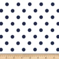 Michael Miller Fabrics That's It Dot Sailor