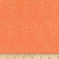 Michael Miller Garden Pindot Orange