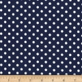 Michael Miller Fabrics Dumb Dot Ink
