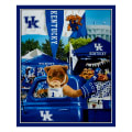 "NCAA Kentucky Digital Tailgate Cotton 36"" Panel"