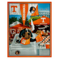 "NCAA Tennessee Digital Tailgate Cotton Panel  36"" x 44"""