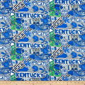 NCAA Kentucky Pop Art Cotton