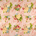 Romantique Digital Print Floral Pink/Blue