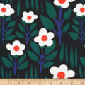 Cloud9 Fabrics Matte Laminate Branch Forest Black