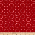 Andover Reveille Circles Red