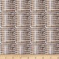 Stof Fabrics Denmark Take A Break Geometric Stripes Light Beige