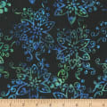 Anthology Batiks Legend Giggles Floral Caribbean