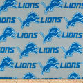NFL Fleece Grey Detroit Lions Grey