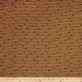 Stof Fabrics Denmark Petits Motifs Flying V Brown