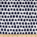 Monaluna Organic Lawn Journey Paintbrush  Indigo/White
