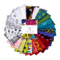 Windham Homeward Natalie Barnes Fat Quarters Multi 25 pcs