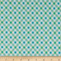 Penny Rose Perfect Party Plaid Green