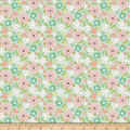 Riley Blake Sweet Baby Girl Garden Mint
