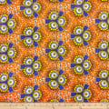 Shawn Pahwa African Print Esasa Orange/Purple