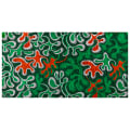 Shawn Pahwa African Print Ejaj Green/Orange