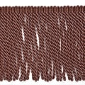 "Karuna 6"" Bullion Fringe Trim Chocolate (Precut, 10 Yards)"