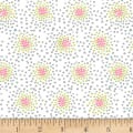 Dear Stella Digital Daybreak Dot Burst White