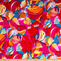 Alexander Henry Fabrics In the Reef Fish Pink Multi